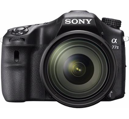 Sony Alpha SLT-A77II + 16-50mm