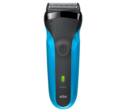 Braun Series 3 310 Blue Main Image