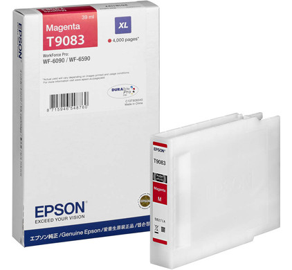 Epson T9083 Magenta XL (C13T908340)