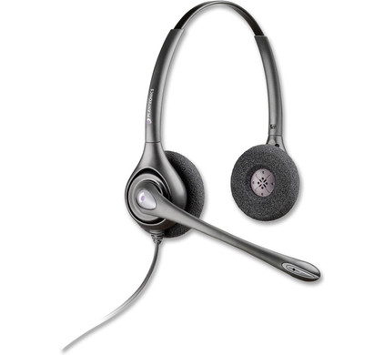 Headset + Plantronics U10P Aansluitkabel