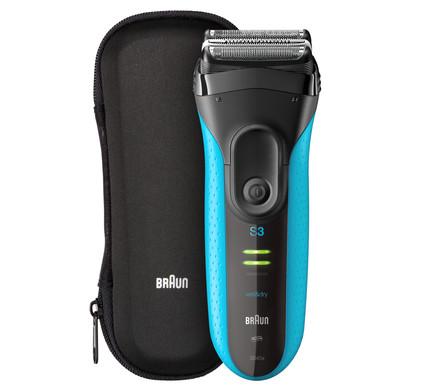 Braun Series 3 3045wd Black/Blue