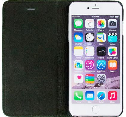 iMoshion Nubra Apple iPhone 6 Plus/6s Plus Book Case Groen