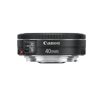 Canon EF 40mm f/2.8 STM Main Image