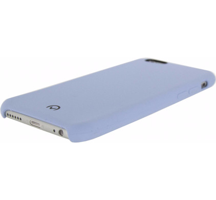 Mobilize Solid Silicone Case Apple iPhone 6/6s Paars