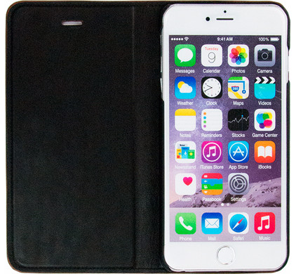 iMoshion Wat Arun Book Case Apple iPhone 6 Plus/6s Plus Bruin