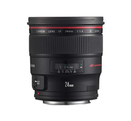 Canon EF 24mm f/1.4L USM II Main Image