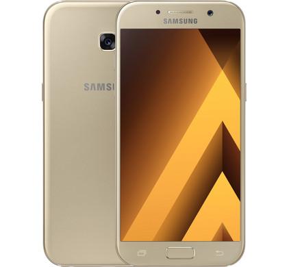 Samsung Galaxy A5 (2017) Goud - Coolblue - Voor 23.59u, morgen in huis
