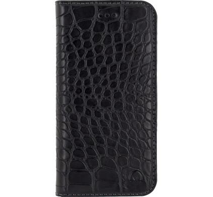 Mobilize Premium Gelly Alligator Samsung Galaxy J5 (2016) Book Case Zwart