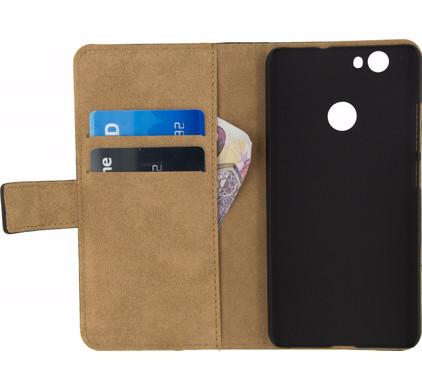 Mobilize Classic Wallet Huawei Nova Book Case Zwart