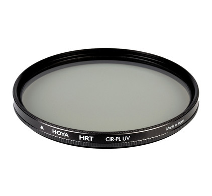 Hoya HRT Polarisatiefilter en UV-Coating 58mm