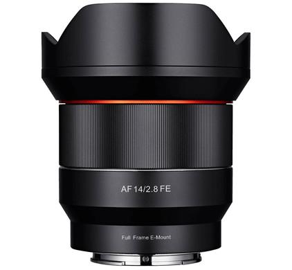 Samyang 14mm f/2.8 AF Sony FE Main Image
