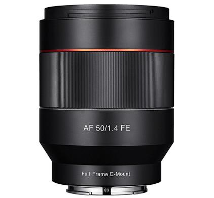 Samyang 50mm f/1.4 AF Sony FE Main Image