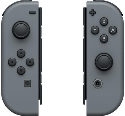 Nintendo Switch Joy-Con set Grijs
