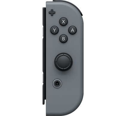 Nintendo Switch Joy-Con Grijs Rechts