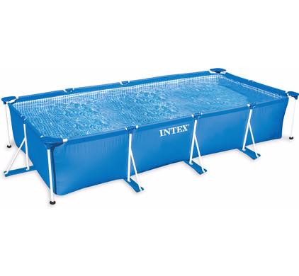 Intex Rectangular Frame Pool 220 x 150 x 60 cm