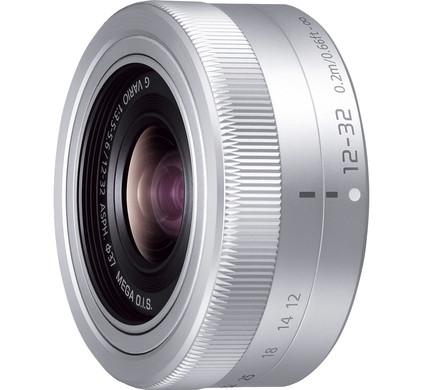 Panasonic Lumix G 12-32mm f/3.5-5.6 zilver