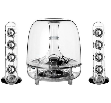 Harman Kardon SoundSticks III + Bluetooth Adapter