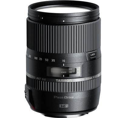 Tamron 16-300mm f/3.5-6.3 Di II VC PZD Macro Nikon Main Image