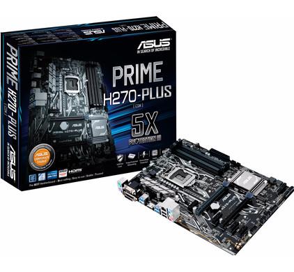Asus PRIME H270-PLUS