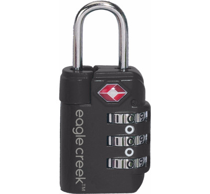Eagle Creek Travel Safe TSA Lock Graphite