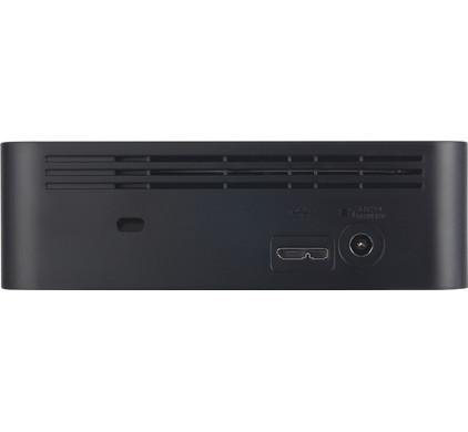 Toshiba Canvio for Desktop 6 TB Zwart