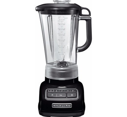 KitchenAid Diamond Blender Onyx Zwart Main Image