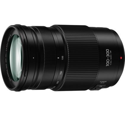 Panasonic MFT 100-300mm f/4.0-5.6 II Lumix G Vario Main Image
