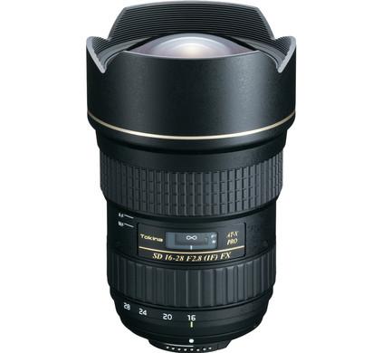 Tokina AT-X 16-28mm f/2.8 Pro FX Nikon