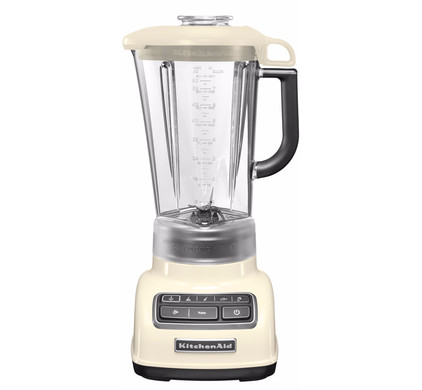 KitchenAid Diamond Blender Amandelwit Main Image