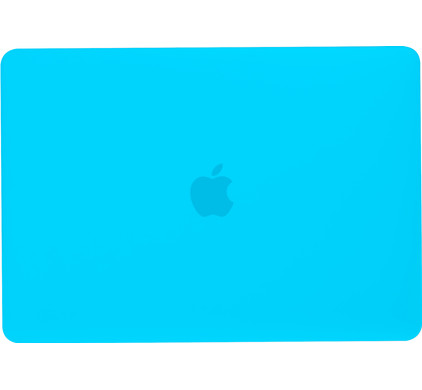 Gecko Covers Clip On cover for Macbook Pro 15'' (2016) Blauw