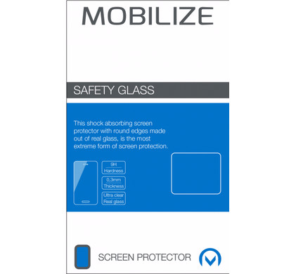 Mobilize Safety Glass Huawei P Smart Screenprotector Glas - Coolblue - Voor 23.59u, morgen in huis