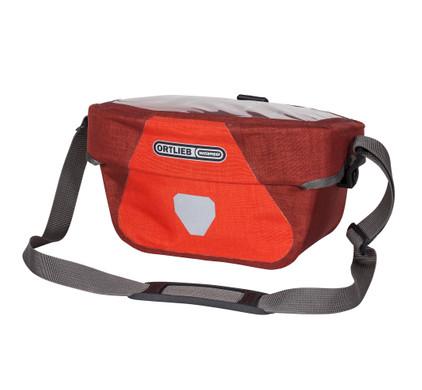 Ortlieb Ultimate 6 S Plus Signal-Red/Dark-Chili