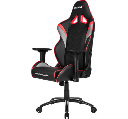 AK Racing Overture Gaming Chair Rood