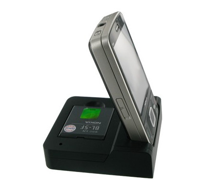 Veripart Cradle with battery slot Nokia N96 + Battery