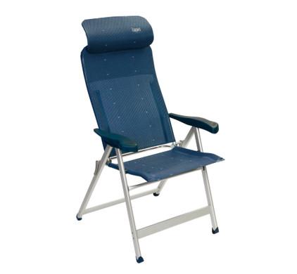 Crespo Standenstoel AL-240 L Compact Donker Blauw