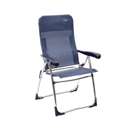 Crespo Standenstoel AL-212 Donker Blauw