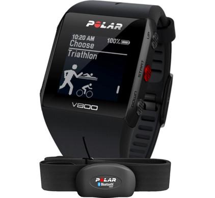 Polar V800 Black HR Main Image