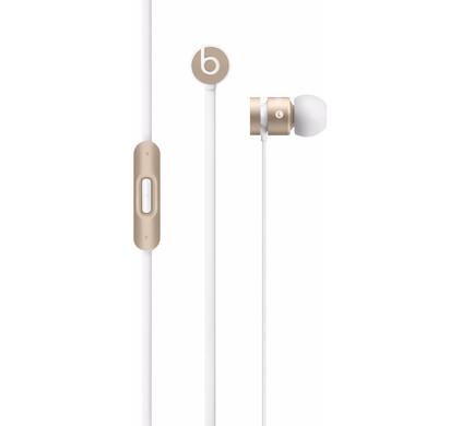 Beats urBeats In-Ear Headphones Goud