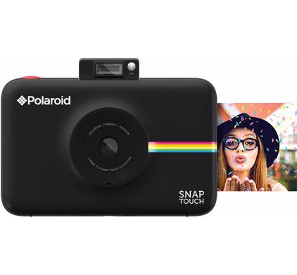 Polaroid Snap Touch Instant Digital Camera Black Main Image