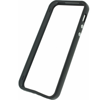 Xccess Bumper Case Apple iPhone 5/5S/SE Black
