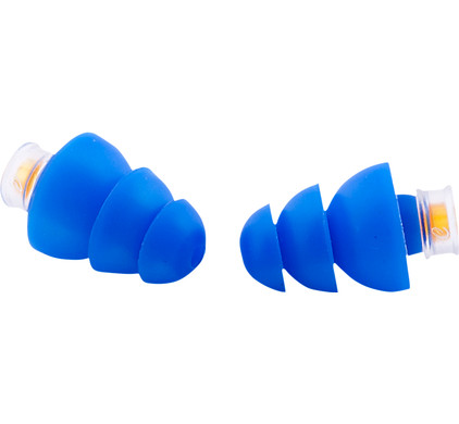 Pluggerz Swim Kids Oordoppen blauw