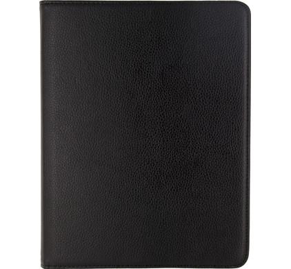 Xccess Leather Case iPad 2 / 3 / 4 Zwart