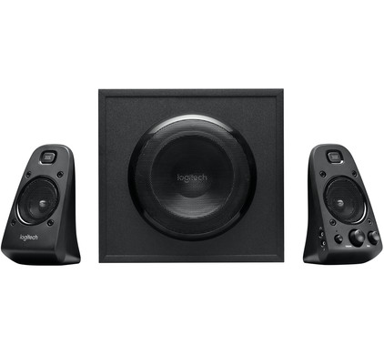 Logitech Z623 2.1 Speakersysteem + Bluetooth Adapter
