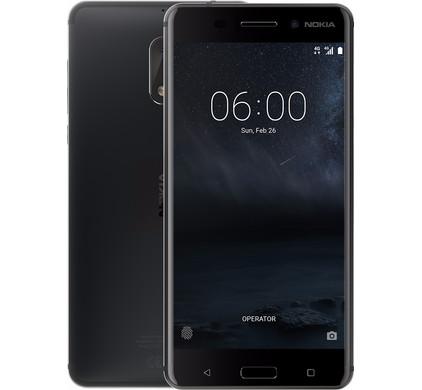 Nokia 6 Zwart