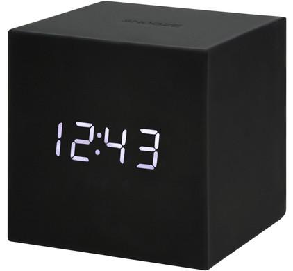 Gingko Gravity Click Clock Zwart