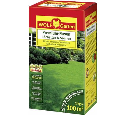 Wolf Garten Premium Gazon 2 KG LP 100