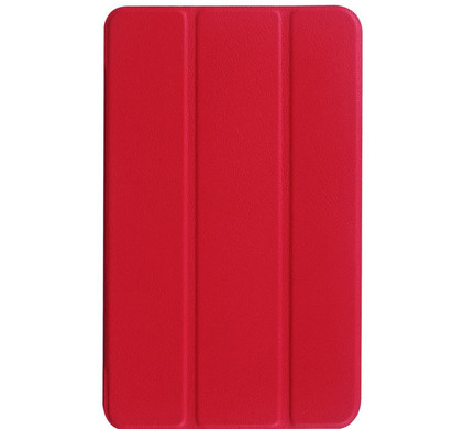 Just in Case Acer Iconia One 8 B1-850 Tri-Fold Hoes Rood