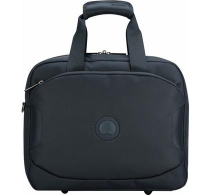 Delsey U-Lite Classic 2 Tote Reporter Bag Antracite