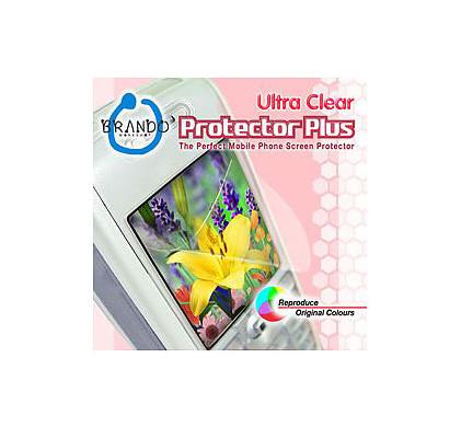 Brando Screenprotector Ultra Clear Satio Duo Pack