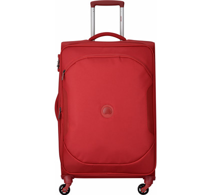 Delsey U-Lite Classic Expandable Spinner 68cm Rood
